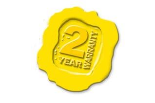2 års udvidet garanti og forsikring
