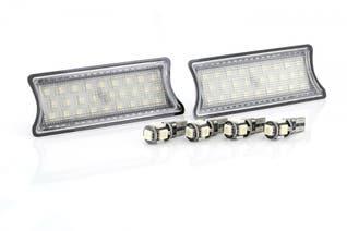 Lumen LED Taglampe til BMW