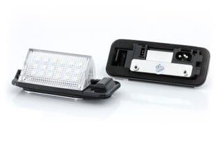 Canlamp LED nummerpladelys sæt (BMW E36)