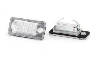 Canlamp LED nummerpladelys sæt (Audi T2)