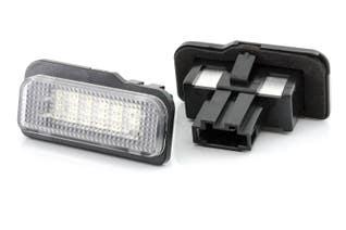 Canlamp LED nummerpladelys sæt (Mercedes T2)
