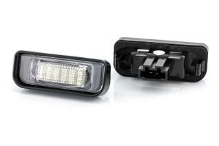 Canlamp LED nummerpladelys sæt (Mercedes T3)