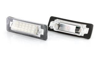 Canlamp LED nummerpladelys sæt (Mercedes T4)