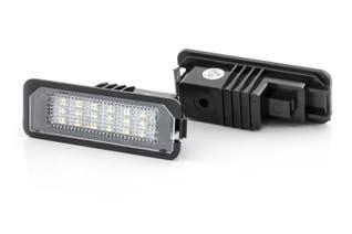 Canlamp LED nummerpladelys sæt (VW T1)