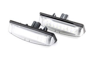 Canlamp LED nummerpladelys sæt (Toyota T1)
