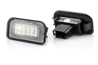 Canlamp LED nummerpladelys sæt (Mercedes T5)