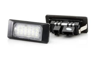 Canlamp LED nummerpladelys sæt (VAG T2)