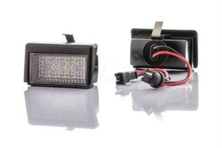 Canlamp LED nummerpladelys sæt (Mercedes T9)