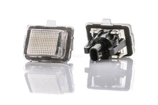 Canlamp LED nummerpladelys sæt (Mercedes T11)
