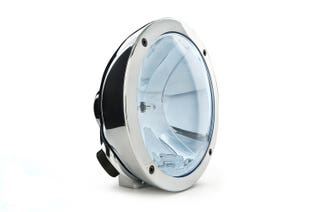 Hella Luminator Compact Chromium Blue