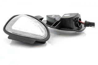 Lumen spejllys VW (T1)