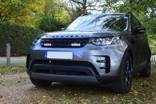 Lazer Land Rover grillbeslag