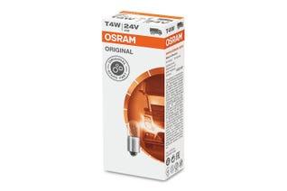 Osram original T4W 24v halogenpære