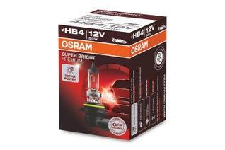 Osram Super Bright Premium HB4 halogenpære