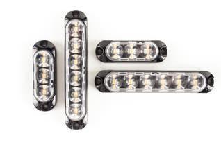 Redtronic Gecko LED advarselslys